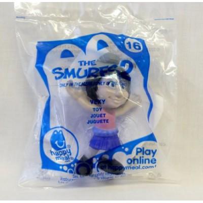 2013 Mcdonald's the Smurfs 2 #16 Vexy Nip