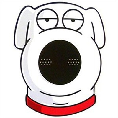 Official Family Guy Mask - Brian