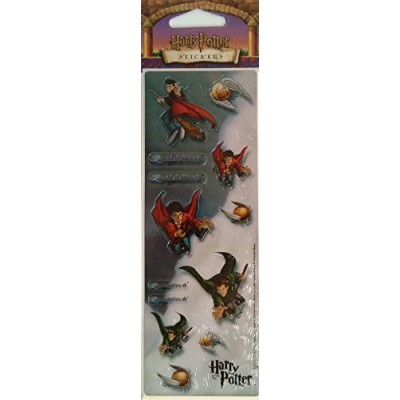 Harry Potter and the Sorceror's Stone Quidditch Stickers