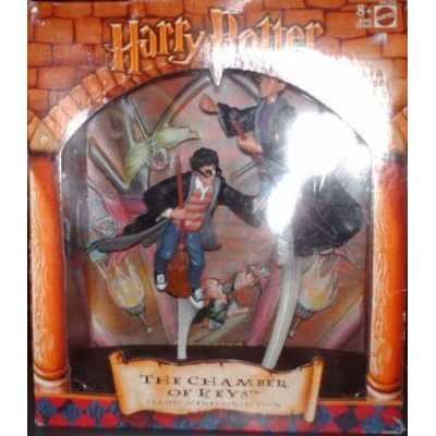 Harry Potter Classic Scenes Collection - The Chamber of Keys