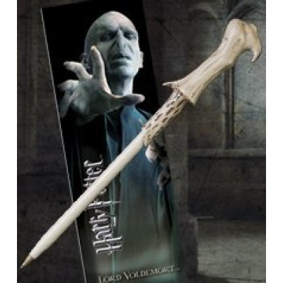 Harry Potter Voldemort Wand Pen and Bookmark