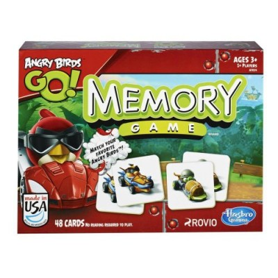 Angry Birds Go! Memory Game
