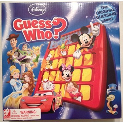 Disney Guess Who? ~ The Original Guessing Game