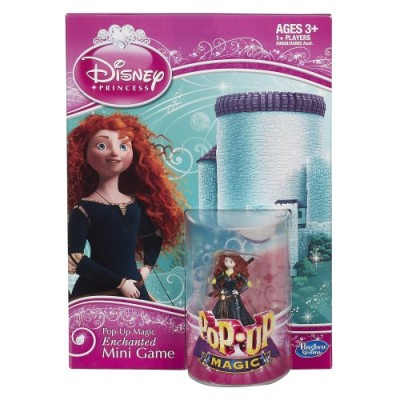 Disney Pop-Up Magic Enchanted Mini Game Featuring Merida