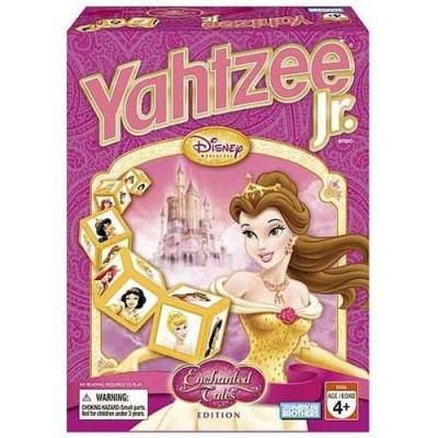 Disney Princess Yahtzee Jr.