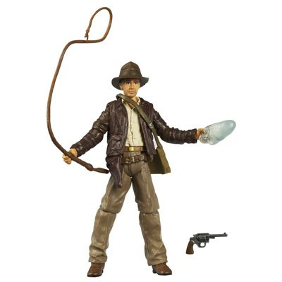 Indiana Jones: Kingdom of the Crystal Skull - Indiana Jones Figure