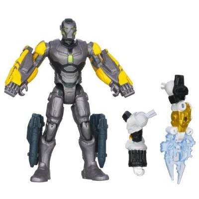 Marvel Iron Man 3 Assemblers Striker Iron Man Figure