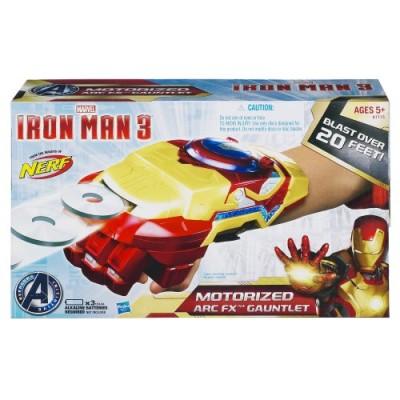 Marvel Iron Man 3 Motorized Arc FX Gauntlet