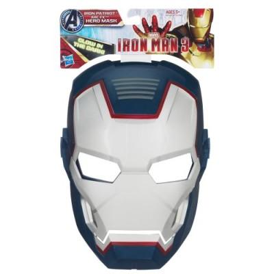 Marvel Iron Patriot 3 ARC FX Hero Mask Figure