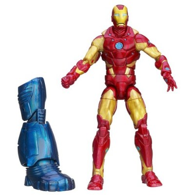 Marvel Legends Heroic Age Iron Man Figure 6 Inches