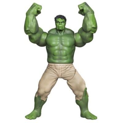 Marvel The Avengers Mighty Battlers Fist Smashing Hulk Figure