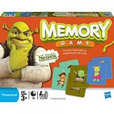 Memory - Shrek Forever After