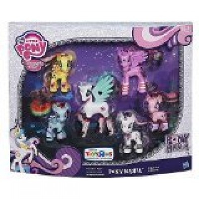 My Little Pony Friendship Is Magic Pony Mania 6 Pack