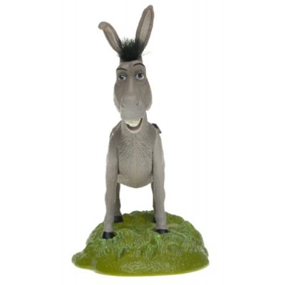Shrek 2 Action Packed Figure: Mule Kickin' Donkey