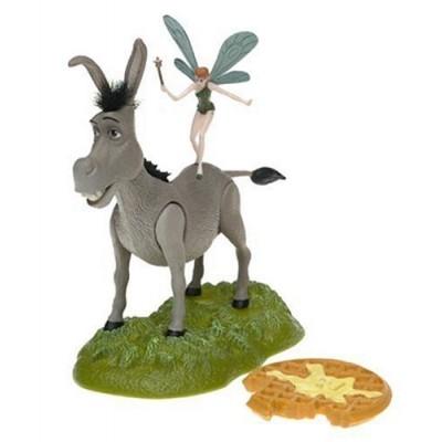 Shrek 2 Action Packed Figure: Mule Kickin' Donkey