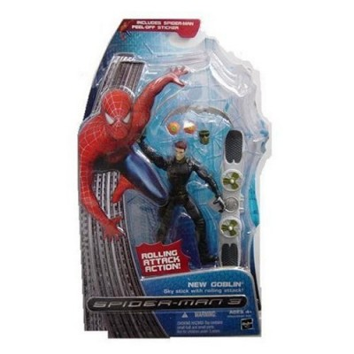 Spider-Man 3 New Goblin Rolling Sky Stick