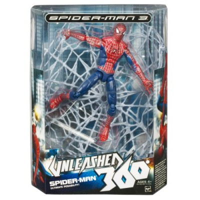 Spider-Man 3 Unleashed 360 Spider-Man