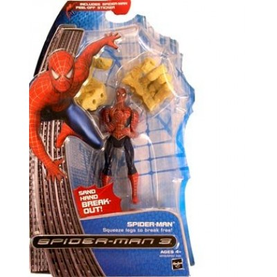 Spider-Man Movie Classic3 Sand Hand Break-out Spider-Man