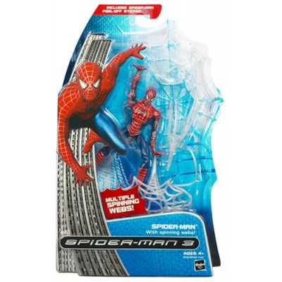 Spider-Man Movie Classic3 Spider-Man Web Spin Attack