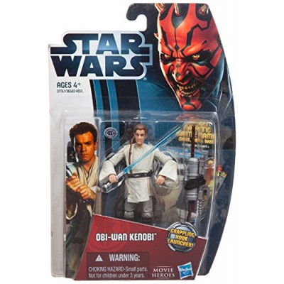 Star Wars 2012 Saga Movie Legends Action Figure ObiWan Kenobi