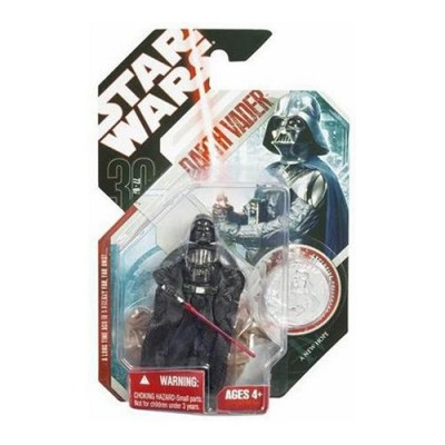 Star Wars 30th Anniversary - A New Hope - DARTH VADER ® Action Figure with Collector Coin #16