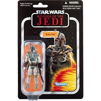 Star Wars Boba Fett Vintage Collection Figure - Return Of The Jedi VC09