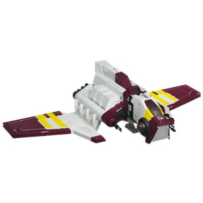 Star Wars Deluxe Republic Attack Shuttle
