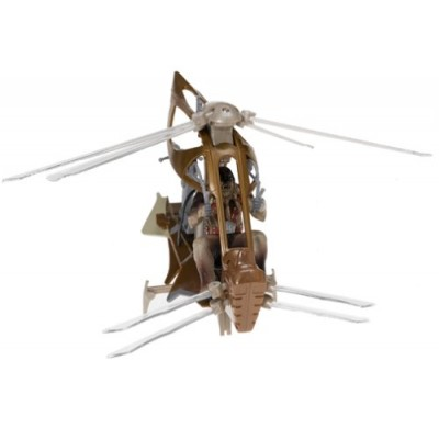 Star Wars Episode 3 Wookie Helicopter With Wookie