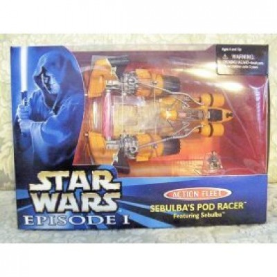 Star Wars Episode I Action Fleet - Sebulba's Pod Racer