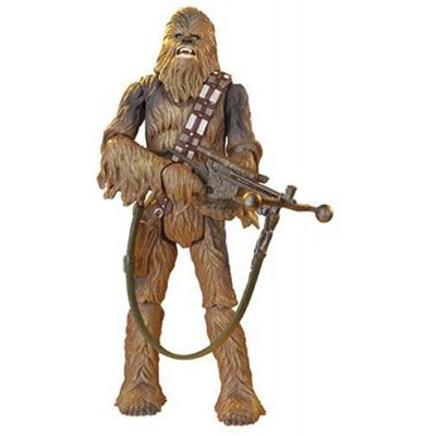 Star Wars Episode III 3 Revenge of the Sith CHEWBACCA Wookiee Rage Action Figure