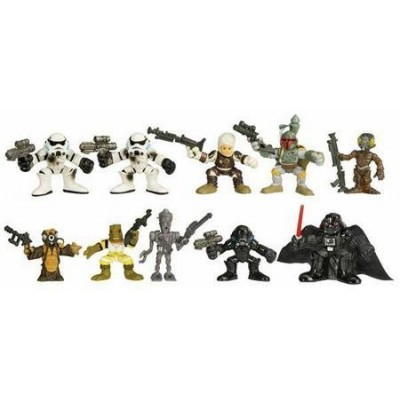 Star Wars Galactic Heros Episode V The Empire Strikes Back: Vaders Bounty Hunters
