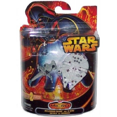 Star Wars Micro Machines Return of the Jedi Death Star Attack Set
