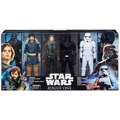 "Star Wars Rogue One Action Figure 12"" 6-Pack"