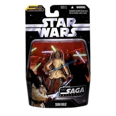 Star Wars - The Saga Collection Episode II Attack of the Clones - Basic Figure - Sora Bulq