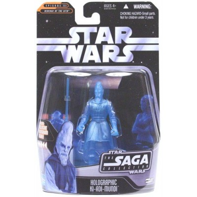 Star Wars - The Saga Collection - Episode III Revenge of the Sith - Basic Figure - Ki-Adi-Mundi