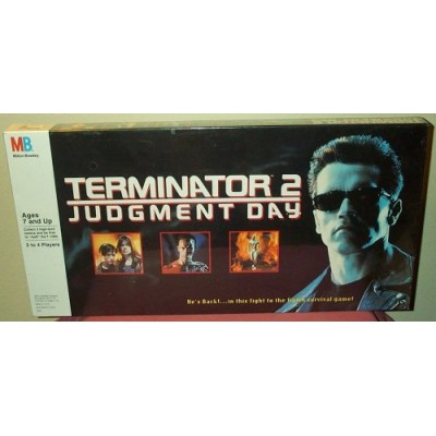 Terminator 2 Judgement Day Fight to the Finish Survival Game