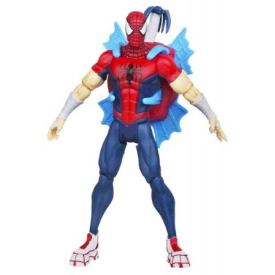 The Amazing Spider-Man 2012 Comic Series Grappling Hook Spider-Man 3.75 inch Action Figure