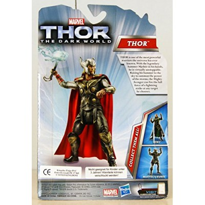Thor The Dark World Action Figure Lightning-Hammer Thor