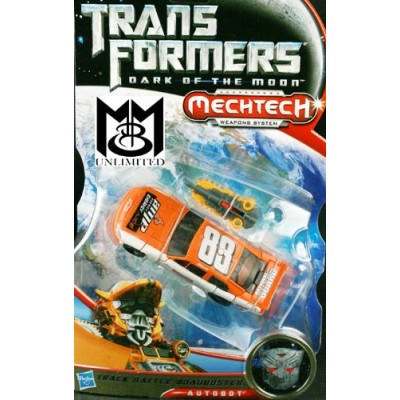 Transformers 3 Dark of the Moon Exclusive Deluxe Action Figure Track Battle R...