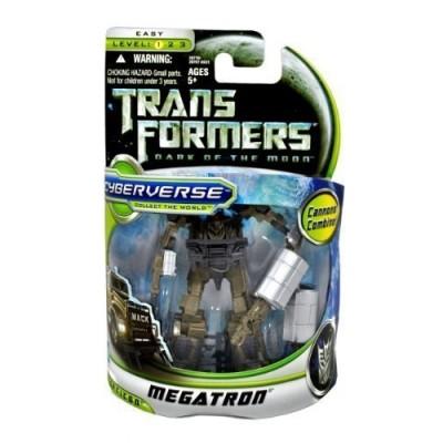 Transformers, Dark of the Moon Movie, Commander Class, Megatron