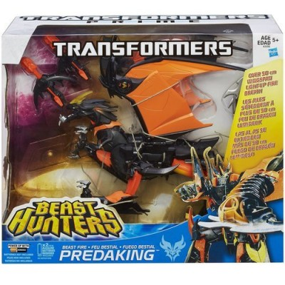 Transformers Prime Beast Hunters Predacons Rising Exclusive Action Figure Beast Fire Predaking