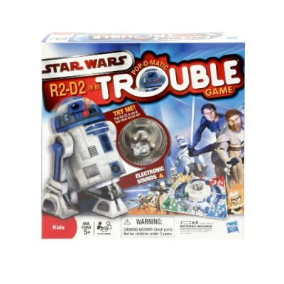 Trouble Star Wars R2-D2 Is In Trouble Game