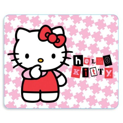 Hello Kitty 3D Mouse Pad (Pink) - 74509