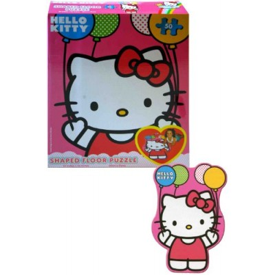 Hello Kitty Floor Puzzle