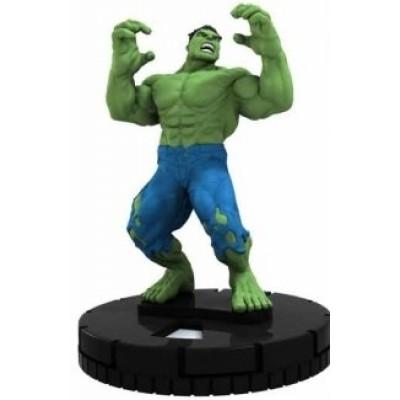 HeroClix: Hulk (1) # 1 (Common) - The Incredible Hulk