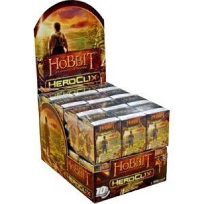 HeroClix: The Hobbit - An Unexpected Journey Counter Top Display Box