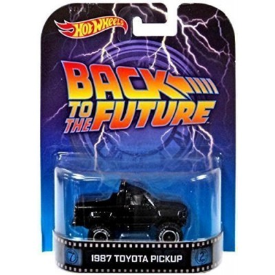 "1987 Toyota Pickup ""Back To The Future"" Hot Wheels 2014 Retro Series Die Cast Vehicle"