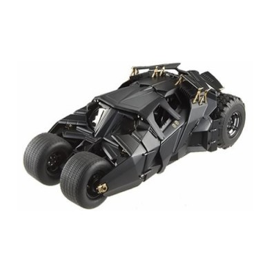Batman Dark Knight Trilogy Hot Wheels Heritage Batmobile 1:18 Scale Vehicle