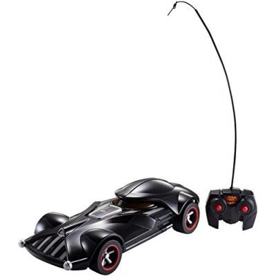 Hot Wheel Star Wars Rogue One Remote Control Darth Vader Car