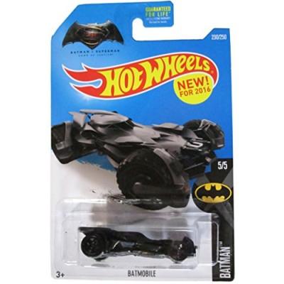 Hot Wheels, 2016 Batman, Batman vs. Superman: Dawn of Justice Batmobile Die-Cast Vehicle #230/250